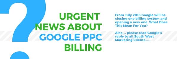 Google Billing Image Note